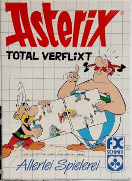 Asterix Total Verflixt