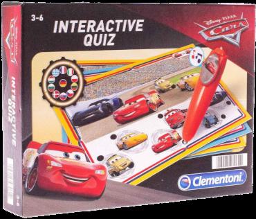 Cars Interactive Quiz