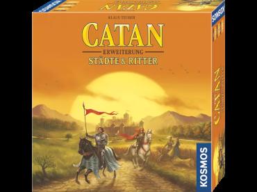 Catan (Erweiterung Städte & Ritter)