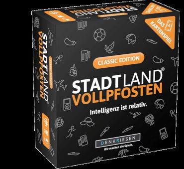 Stadt Land Vollpfosten (Classic)