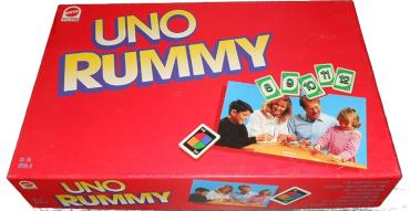 Uno Rummy