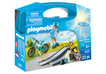 Playmobil-Mitnehm-Set Extreme Sport