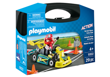 Playmobil-Mitnehm-Set Kart Rennen