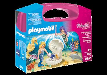 Playmobil-Mitnahme-Set magische Meerjungfrauen