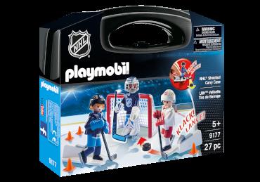 Playmobil-Mitnehm-Set NHL Eishockey