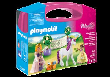 Playmobil-Mitnehm-Set Prinzessin mit Einhorn