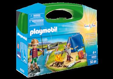 Playmobil-Mitnehm-Set Camping