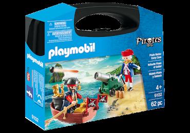 Playmobil-Mitnehm-Set Piratenangriff