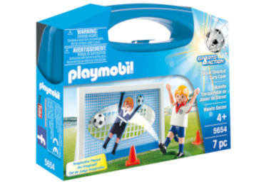 Playmobil-Mitnehm-Set Fußball